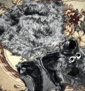 костюм волка на НГ
