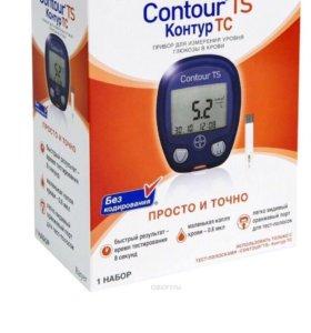 Прибор для измерения уровня глюкозы в крови