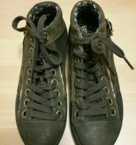 Кроссовки ботинки снекерсы timberland original