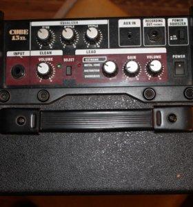 Комбоусилитель гитарный Roland Cube 15XL