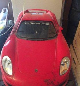 New Bright Porsche 1:10. Р/у модель.