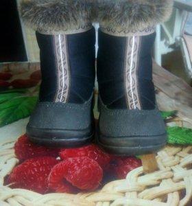 Сапоги зимние Kuoma