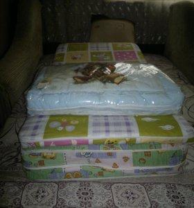 Матрасы для кроватки.