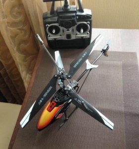 Вертолет радиоуправляемый с видеокамерой