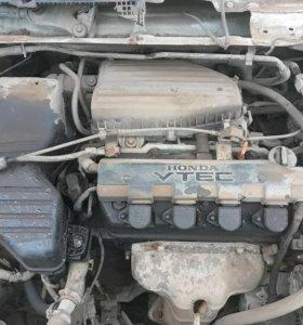 Продам двигатель на Хонду Стрим дв D17A