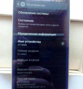 Galaxy s4 новый