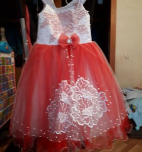 Платье 116-128
