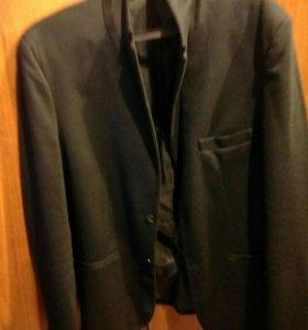 Пиджак мужской трикотаж