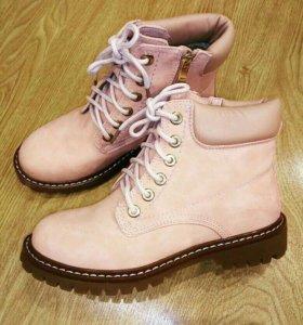 Ботинки зима :)
