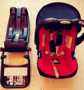 Britax Romer Baby-Safe plus SHR II + Isofix Base