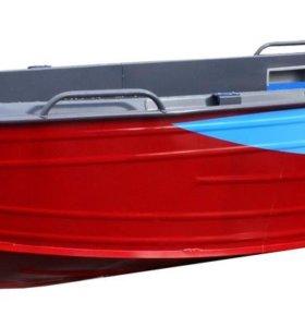 Лодка алюминиевая Рейд 420