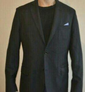 Мужской итальянский пиджак TJ Collection