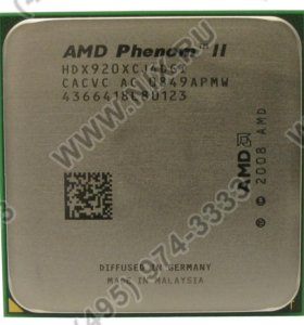 Продам AMD Phenom II X4 920