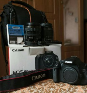 Canon EOS 600D Kit 18-55 f3.5-5.6 IS2