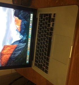 "Apple MacBook Pro(mid 2012) 13""/i5/ssd/hdd"