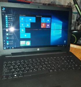 Почти новый ноутбук