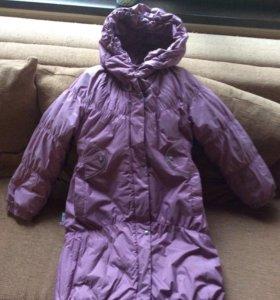 Продаётся зимнее пальто для девочки Kerry