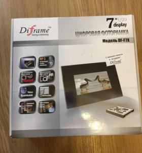 Фоторамка цифровая Diframe
