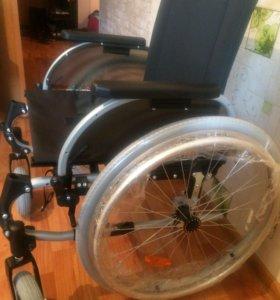 """Инвалидная коляска с ручным приводом """"Ottobock"""""""