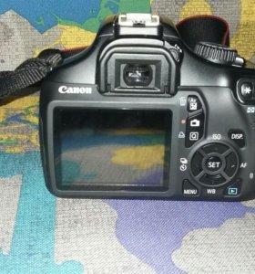 Фотоаппарат Canon 1100D
