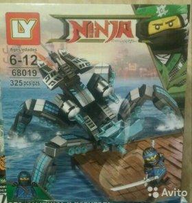 Конструктор Нинзяго 68019