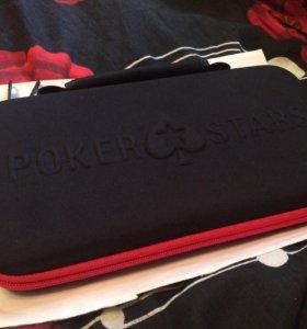 Набор для игры в покер от PokerStars