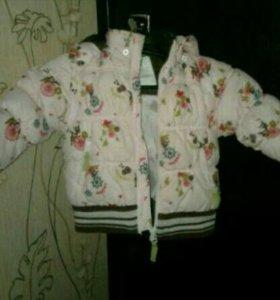 Куртка (жилетка)