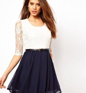 Платье в cтиле Chanel
