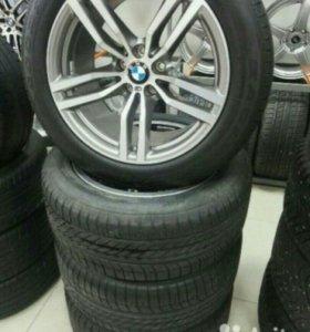 Новый оригинальный комплект колес в сборе BMW X5/X