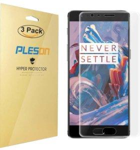 Защитная пленка PLESON для OnePlus 3/3T