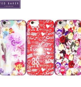 Чехол Ted Baker® iPhone 6/6S (силикон)