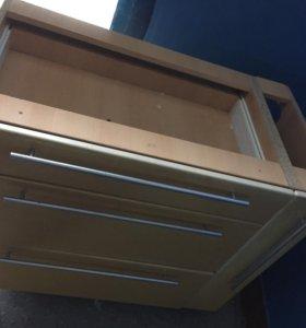 Стол тумба (часть кухонного гарнитура)