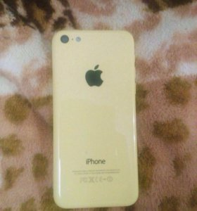 iPhone 5c 16 gh Yellow