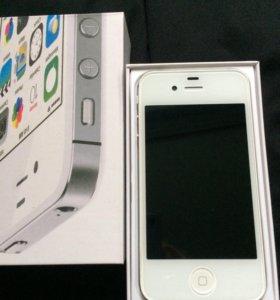 iPhone 4s 16 новый