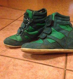 """Обувь """"Сникерсы """""""
