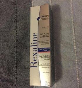 Rexaline суперувлажняющий тональный крем с spf20.