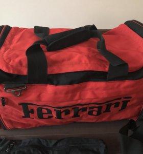 Fila Ferrari сумка