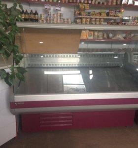 """Холодильная витрина """"Krispy"""""""