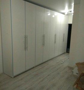 Монтаж, демонтаж, ремонт ко́рпусной мебели