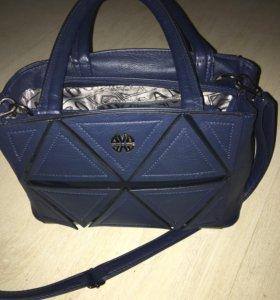 Новая кожан сумочка
