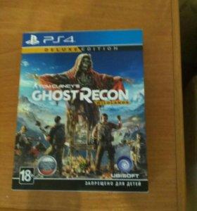 Tom clancy 's ghost recon wildlands deluxe edition