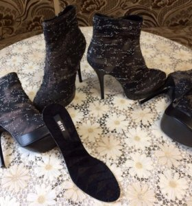 Обувь ботильоны