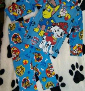 Детские пижамы, костюмы