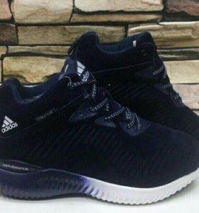 Новые кроссовки зимние (р41-46)