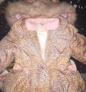 Зимняя Куртка PILGUNI, 86+6