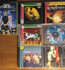 CD диски для PC