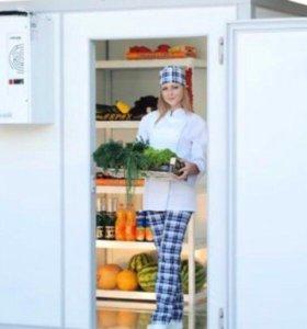Холодильная Камера 136*136.