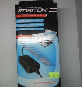 Адаптер 220V/15-24V 6.0A ROBITON Универсальный