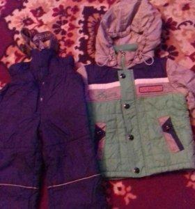 Комплект, куртка+штаны