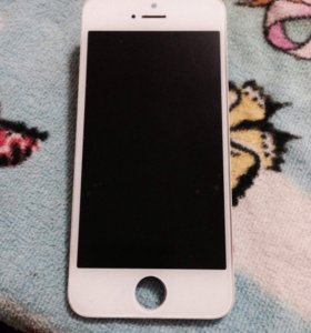Модуль iPhone 5 White